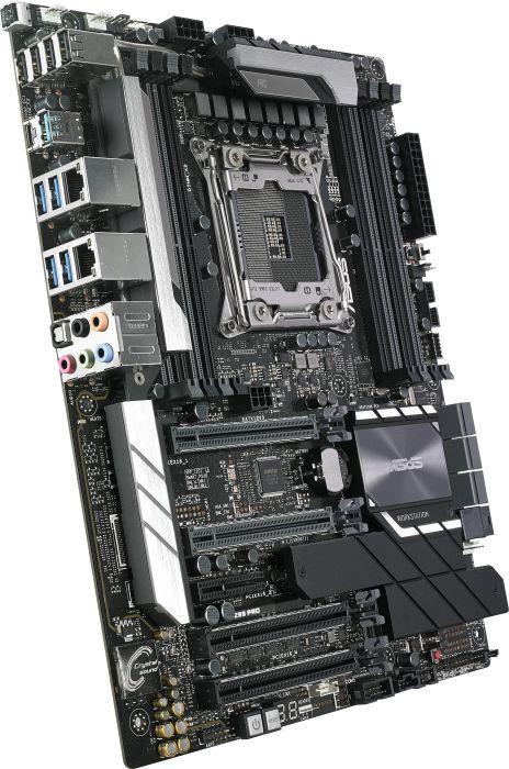 Hochwertiges ASUS Mainboard für PC für Bildbearbeitung