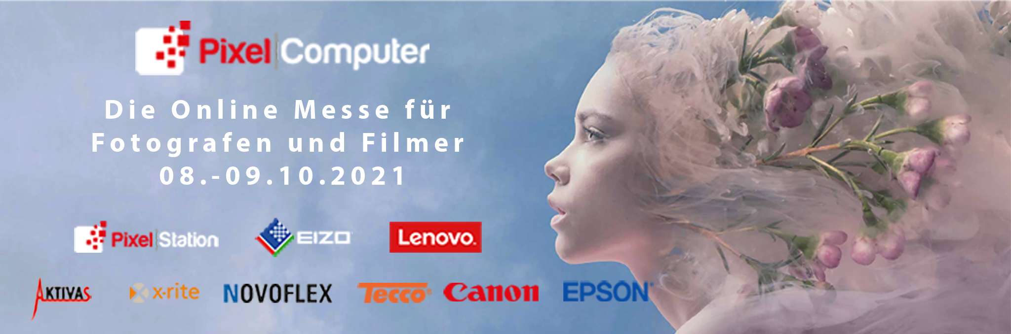 Pixelcomputer-Onlinemesse