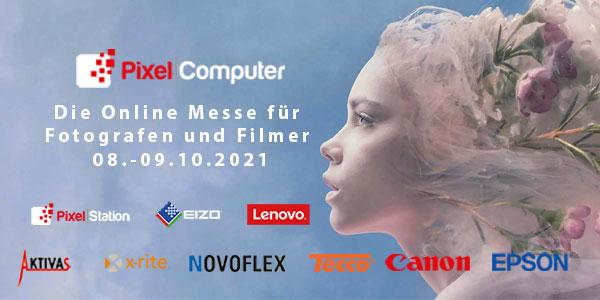 Pixelcomputer Onlinemesse